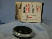 '   CANON FD T Mount Vivitar Series 1 -BOXED-NEW-UNUSED- ' Canon FD Fit T Mount - Canon FD Body  -BOXED-UNUSED- £5.99